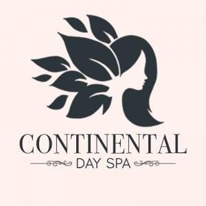 continental day spa logo green valley az