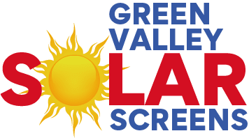 green valley solar screens logo